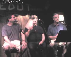Josh Karp, Chris Miller, Brian McConnachie
