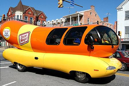 Wienermobile Pwned